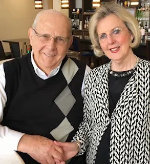 Dr. Terrell and Bernice Davis